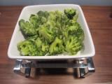 Broccoli met sjalotjes