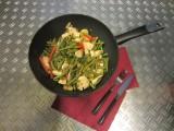 Kip uit de wok