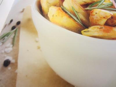 Aardappelpartjes uit de  airfryer
