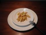 Aardappelmaantjes met rozemarijn