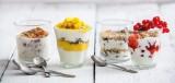 Yoghurt met gedroogd fruit, noten en havermout