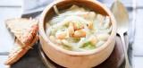 Zuppa povera met witte bonen (hoofdgerecht)