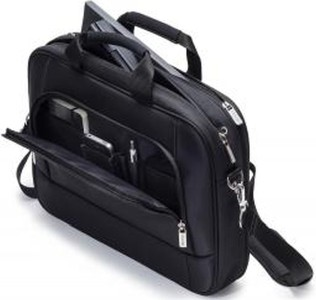 Smalle laptoptas 15.6 inch. Dicota Top Traveller Base D30912