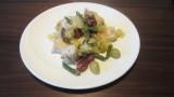 Druivenplukkers maaltijd