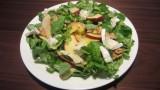 Geitenkaas salade: lunch