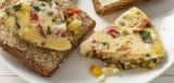 Omelet met groente