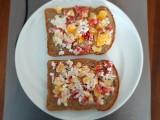 paprikasalade voor op brood